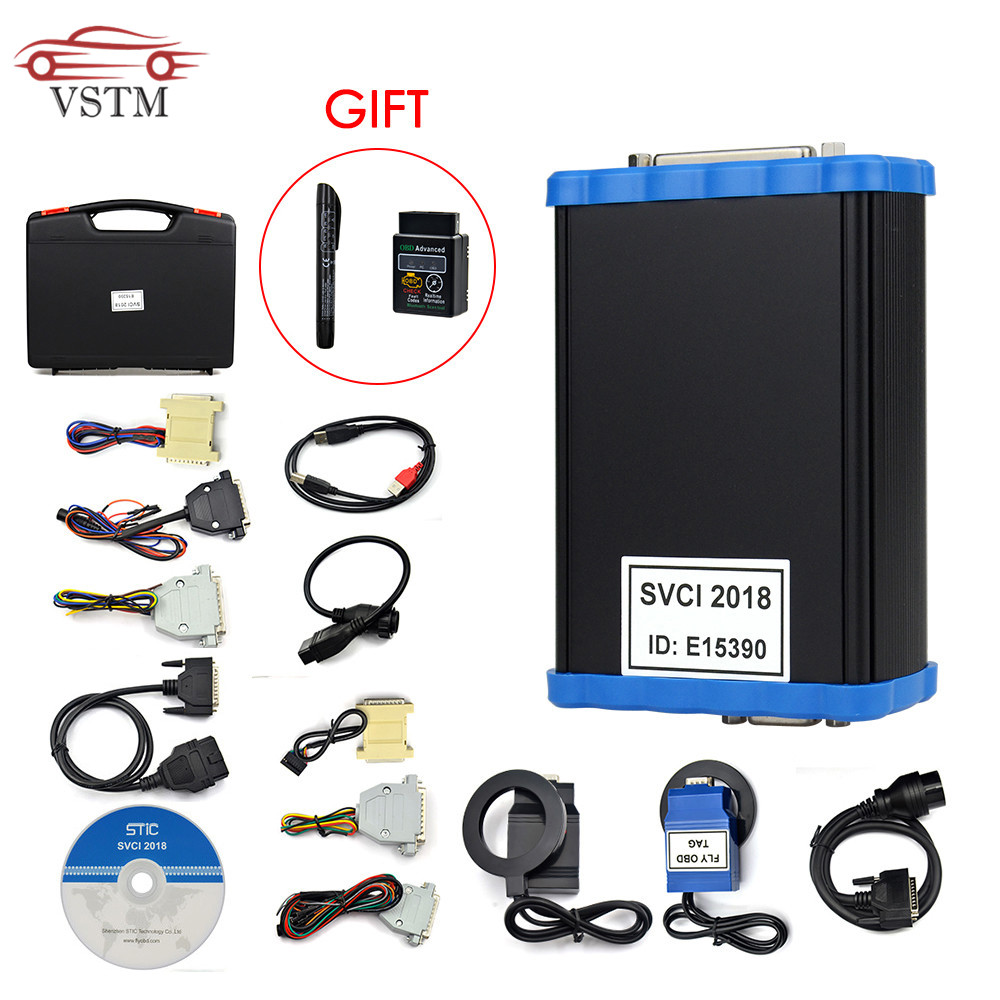 2019 FLY FVDI Original FLY FVDI ABRITES Commander FVDI Full Version (18 Software) No time limited V2014/2015/2018 FVDI DHL Free-in Car Diagnostic Cables & Connectors from Automobiles & Motorcycles on
