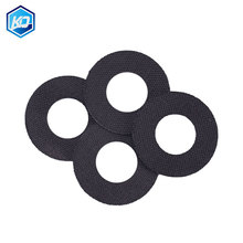 Customized CNC Cutting 20pcs Carbontex Drag Washer For Fishing Reels Carbon Fiber Washer 0.8mm Ring Brake Pad