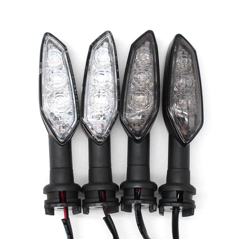 LED Mini Blinker Adapter Adapterplatten Yamaha FZ6 FZ1 YZF-R6 YZF-R1 TDM 900 XJ6