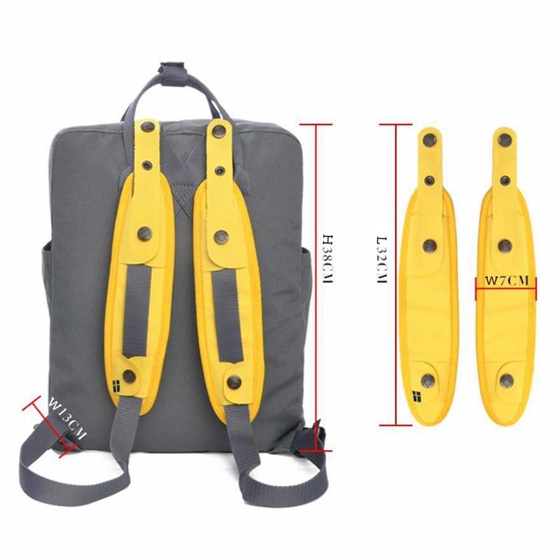 Factory Direct Customized Detachable Widen Decompression Shoulder Strap Outdoor Arctic Fox Backpack Students Schoolbag Mochilas