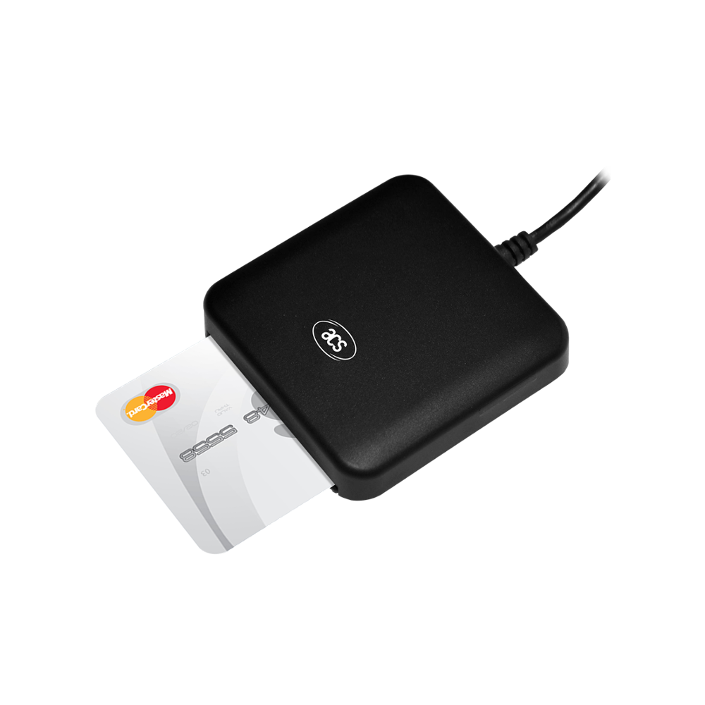 ACR39U-UF  ISO7816 CCID PC/SC Standard Smart CAC Card Reader With USB Type C Interface