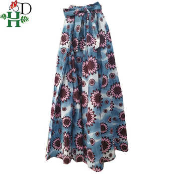 spring winter african dresses for women long skirts dashiki print bazin riche summer african clothing robe femme Plus Size - DISCOUNT ITEM  20% OFF All Category