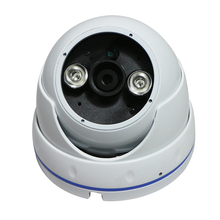IP Network Infrared Dome Camera, PTZ, pan/tilt/Zoom with video analytic software for IP PA system