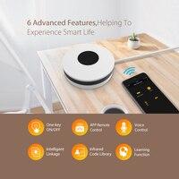 Universal Smart 2.4G WiFi IR Remote Control