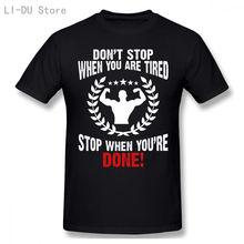 Мужские топы футболка для тренировок в тренажерном зале мотивации