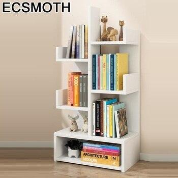 Livro-estantería De Libros Retro Para el hogar Mueble De Cocina ajustable, Mueble...