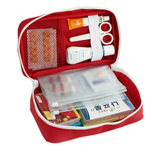 Travel Security Necessities Medical bag Drug storage Bag Waterproof Bags home First aid kit Organizer