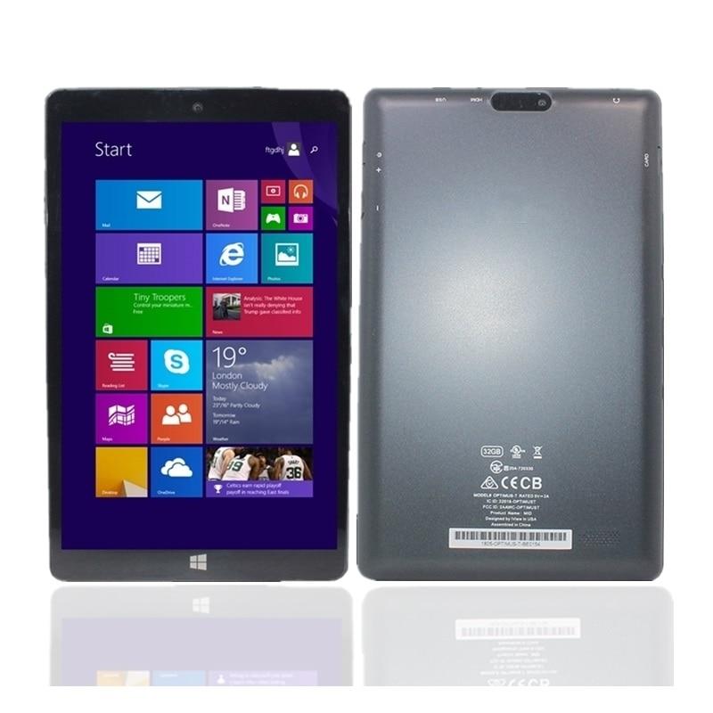 G8 8 Inch Tablet PC Windows 10  1280x800 IPS 2+32GB HDMI QuadCore Wifi Bluetooth Dualcameras