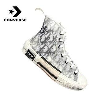 All Star-zapatos Dior x Converse Chuck 1970 para hombre y mujer, zapatillas...
