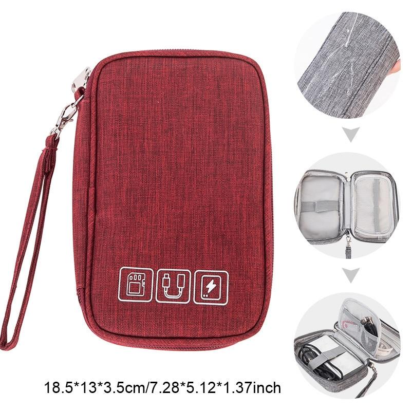 Wine Red Bag C