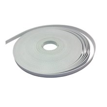 цена на 3M Open Ended PU Timing Belt Width 15mm for CNC Laser Engraving Machines 2/3/5/10/20Meter HTD 3M Open Ended PU Timing Belt White