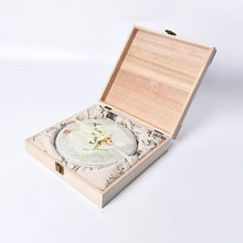 Clamshell Container Durable Teabags Storage Solid Pallet DIY Top Lid Cover For Puer Home Wooden Tea Box Gift Wrap Carving(China)