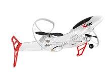 Parkten novo wltoys xk x420 x520 rc avião 6ch 3d/6g decolagem e pouso dublê rc drone quadrocopter avião de controle remoto