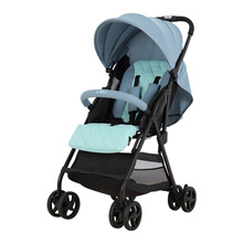 4.5 KG Mini Baby Stroller Plane Lightweight Baby Carriage Portable Travelling Pram Trolley Car Folding Infant Pushchair 0-3 Year