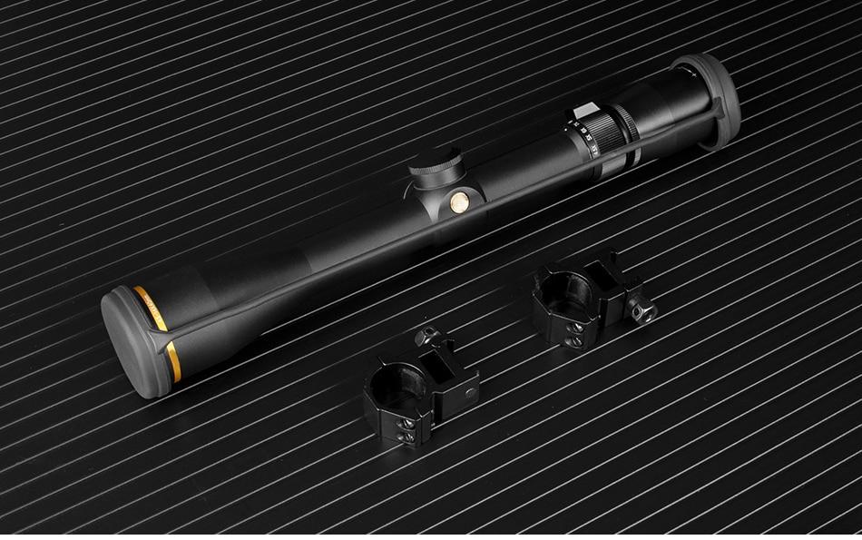 VX-3 4.5-14x40mm riflescope caça scope tactical vista