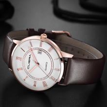 цена Fashion Luxury Watch Hodinky Man Casual Simple Sports Alloy Leather Quartz Watch Business Simple Water Resistant Clock Zegarek онлайн в 2017 году