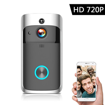 1080P Video Intercom Wireless Video Door Phone Visual WI-FI Door Bell WIFI Doorbell Camera for Apartments IR Alarm Security 7