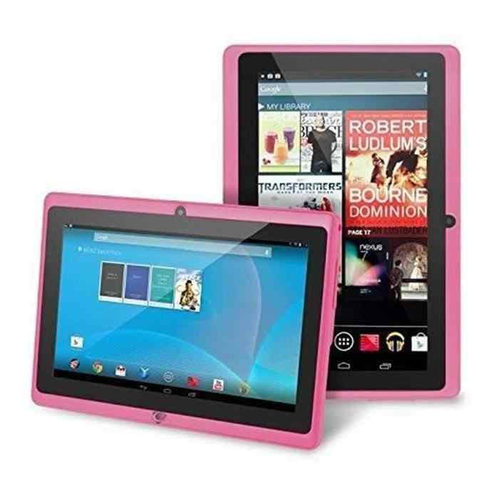 "7 ""zoll Android 4,0 Kinder Tablet 1,2 GHz Quad Core HD 8GB Kamera Kinder Tablet Für Kinder Kinder lernen Bildung Quad Core 8G"