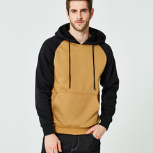2019 Fashion 6 Colors Hoodies Mens Clothes Autumn Winter Loose Long Sleeve Men Hip Print Patchwork Fleece Man