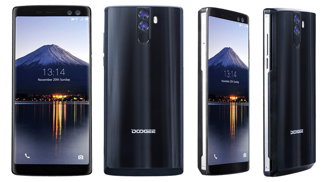 DOOGEE BL12000 Smartphone 12000mAh Fast charge 6.0'' 18:9 FHD Display MTK6750T Octa Core 4GB 32GB 16MP Camera Android 7.1 Phones 34