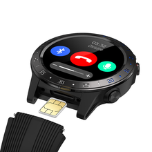 SMAWATCH M5S Smartwatch 2G SIM Bluetooth שיחת GPS מצפן הברומטר גובה IP67 חכם שעון גברים נשים 2021 ספורט שעון