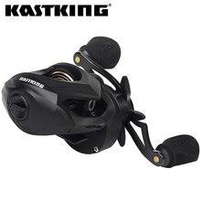 KastKing Eagle Baitcasting Fishing Reel 7 +1 Shielded Stainless Steel Ball Bearings 8kg Max Drag Magnetic Brakes Fishing Coil