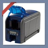 Datacard sd160 impressora de cartões de identificação uso de face única 534100-001-r002 ymckt fita de tinta