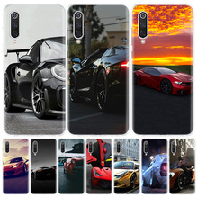 Sport car Cool Phone Case for Xiaomi Red