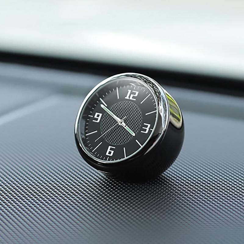Автомобильные часы, электронные часы, украшение автомобиля, аксессуары для автомобиля, ароматизированные часы, кварцевые часы для Cadillac ATSL ...
