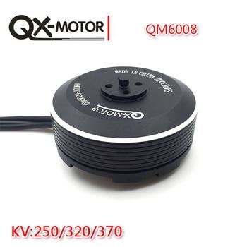 QX-MOTOR QM6008(5008) 320KV250KV270KV 4.5Kg Efficiency Brushless Motor for T960 T810 Multicopter Hexacopter Octacopter