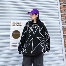 MEVGOHOT, женская уличная мода размера плюс, осенне-зимняя толстовка с принтом, с круглым вырезом, дизайн, больше размера, толстовки HD3435