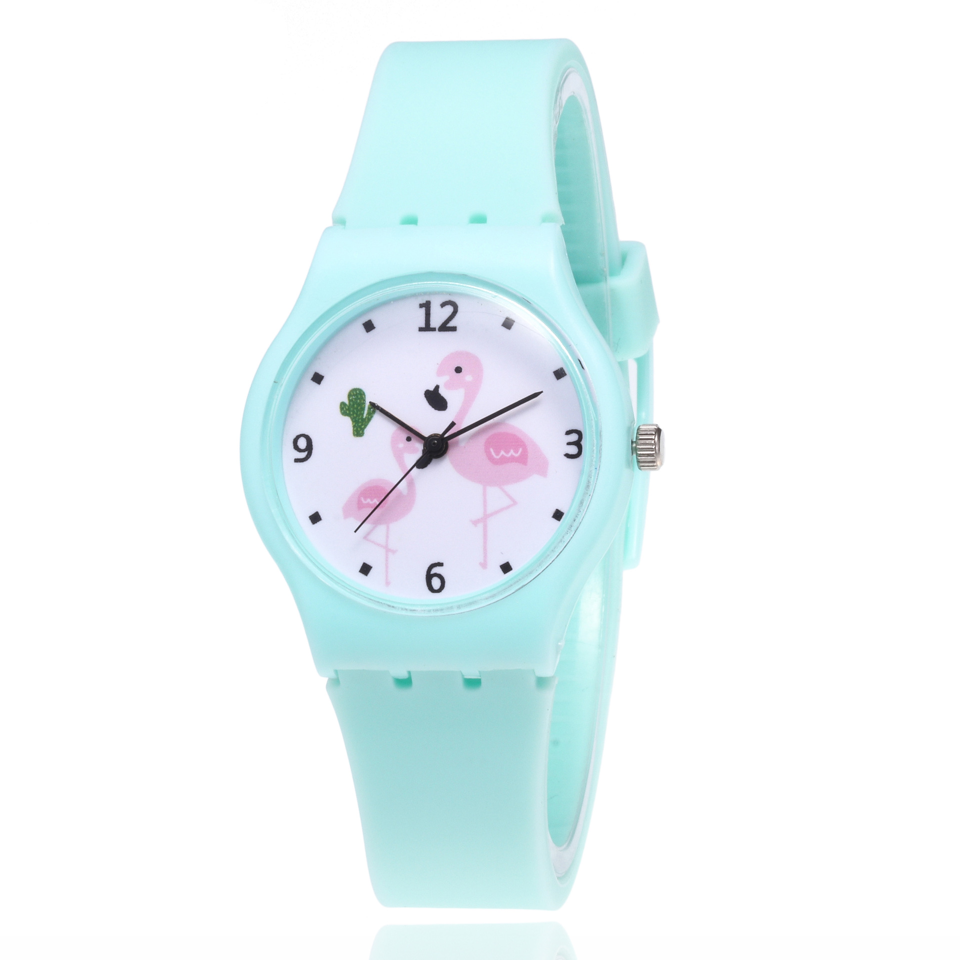 Permalink to Children's Watches Women quartz Sport Watch for Boys Girls Men Silicone Bracelet Wrist Watches student watch fashion dropship