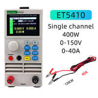 ET5410 Load Professional Programmable DC Electrical Load Digital Control DC Load Electronic Battery Tester Load 150V 40A 400W