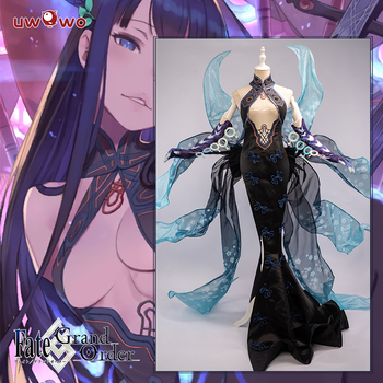 【Pre-sale】Uwowo Fate Grand Order/FGO Yang Guifei/Yang Yuhuan Stage3 Cosplay Costume Sexy Dress