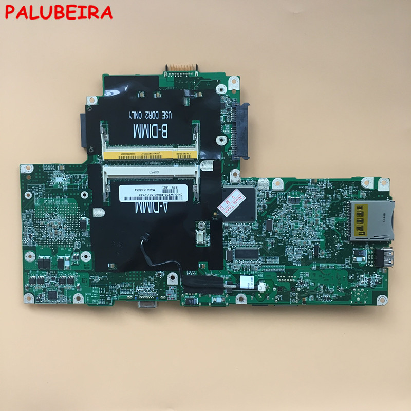 Genuine Dell Inspiron 1501 Sokcet S1 DDR2 AMD Laptop Motherboard UW953