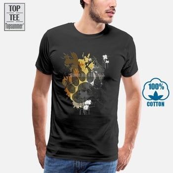 Gay Bear Pride Paw T Shirt For Men T-Shirt For Boys Top Summer Oversized T-Shirt Cotton Men T-Shirts Black T Shirt Boys T Shirts t audel
