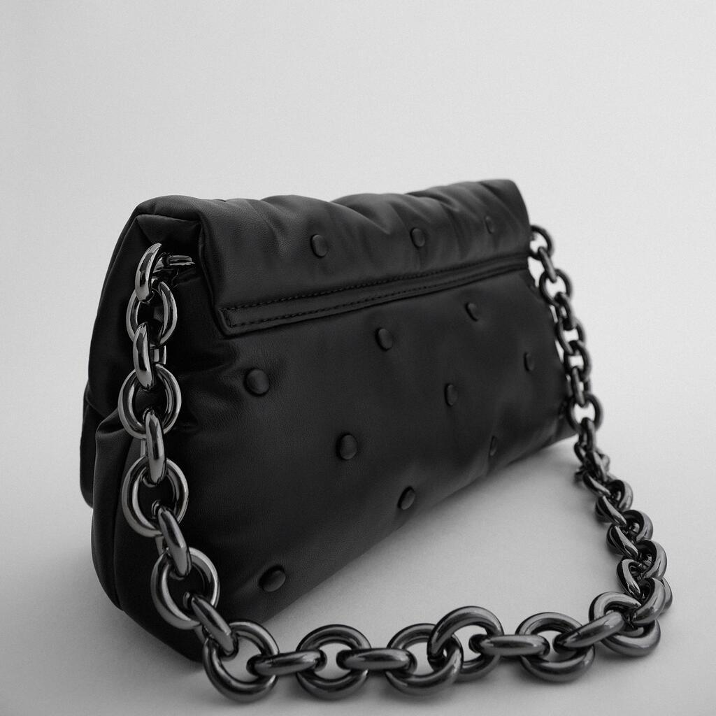 NEW Solid Color metal chain PU Leather Crossbody Bags 2021 Designer Crossbody bag Lady Shoulder Messenger Bag Purse Bolso Mujer