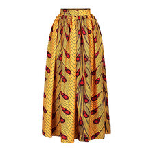 Юбка md 2020 с Африканским восковым принтом женские юбки Дашики
