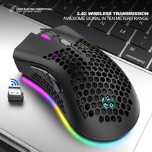 Usb-Receiver BM600 Wireless Mice Connection-Mice Rechargeable-Gaming-Mouse Adjustable