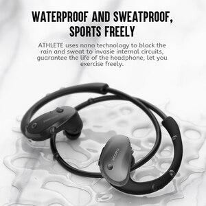 Image 3 - DACOM นักกีฬาไร้สายหูฟังสเตอริโอบลูทูธ 5.0 หูฟังตัดเสียงรบกวนหูฟังกันน้ำพร้อมไมโครโฟน