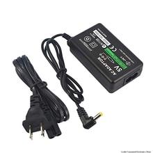 Для psp зарядное устройство 5 В адаптер переменного тока домашнее настенное зарядное устройство Шнур питания для sony psp playstation 1000 2000 3000 EU US plug Горячий