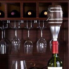 Портативный Умный пластиковый аэратор, бутылка для сока, кухонный семейный прочный барный Винный Электрический графин сидровый насос