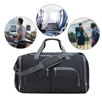 Large Capacity Dry and Wet Separation Duffle Gym Fitness Shoulder Bag Handbag Gym Fitness Shoulder Bag Handbag Bag Handbag фото