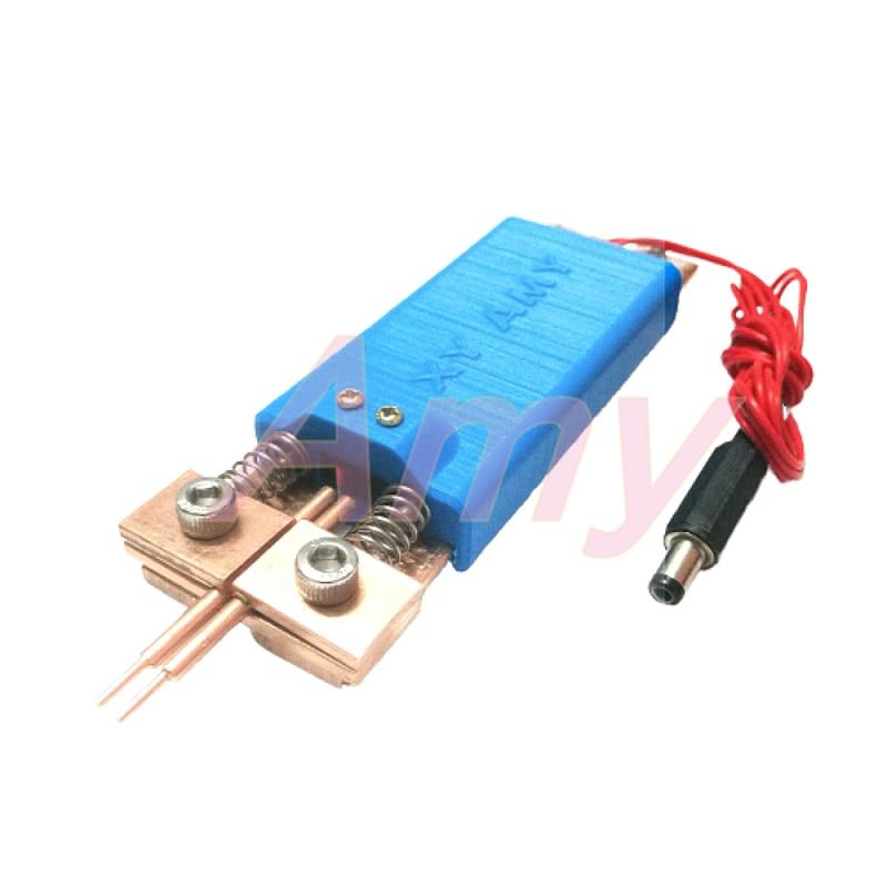 18650 Battery Pack Handheld Portable Integrated Spot Welding Pen With Automatic Trigger Pen Handheld Spot Welding Pen