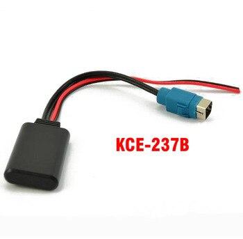 Adaptador auxiliar de módulo inalámbrico Bluetooth para Radio de coche para KCE-237B...