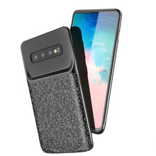 Battery case For Samsung Galaxy S10 S10e Silicone Shockproof