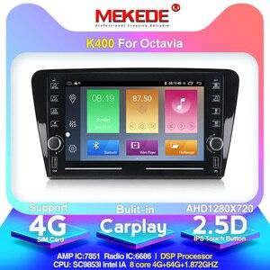 MEKEDE K400 4G+64G Android 10.0 4G Car R