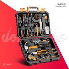 Wrench-Tool-Set Package Storage-Case Toolbox Mixed-Tool-Combination Dkmt100-Socket Auto-Repair