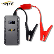 GKFLY Super Power 1500A Starting Device 20000mAh 12V Car Jump Starter Power Bank Car Charger For Car Battery Booster Buster LED