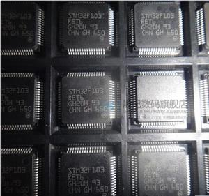 Image 1 - شحن مجاني 10 قطعة STM32F103RET6 STM32F103 QFP64